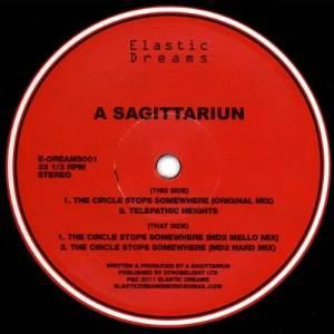A Sagittariun - The Circle Stops Somewhere (+md2 Rmxs