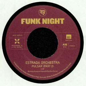Estrada Orchestra - Pulsar (Part 1) / Pulsar (Part 2) - FNR-090 - FNR