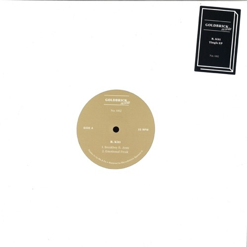 R.Kitt - Tingle Ep - GB002 - GOLDBRICK RECORDS