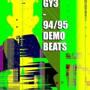 Gy3 - 94/95 Demo Beats - ILLMC003 - LEJAL GENES