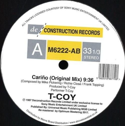 T-Coy - Carino - M6222AB - DECONSTRUCITON