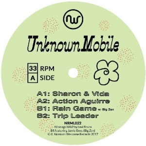 Unknown Mobile - Sharon & Vida - NRML022 - NORMALS WELCOME
