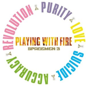 Spacemen 3 - Playing With Fire - ORBIT057LP - SPACE AGE RECORDINGS