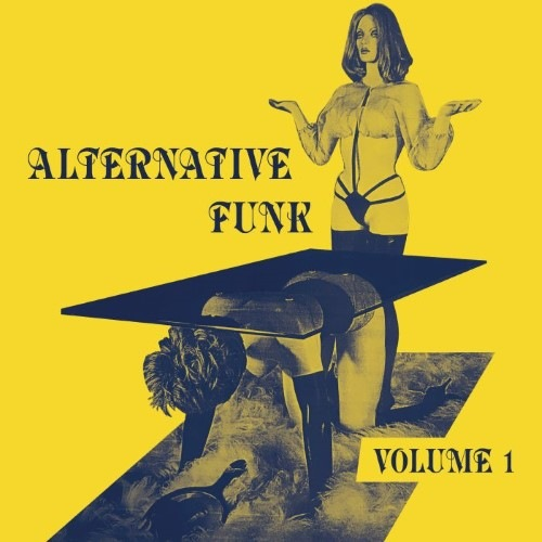 Various - Alternative Funk 1 - PLA023 - PLATFORM 23