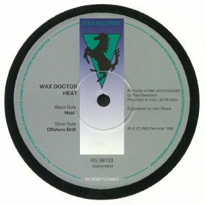Wax Doctor - Heat/Offshore Drift - RS96103 - R&S RECORDS