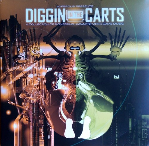 Various - Diggin In The Carts (A Collection Of Pioneering Japanese Video Game Music) - HDBLP038 - HYPERDUB