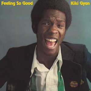 Kiki Gyan - Feeling So Good - DOO17006LP - OOM DOOBY DOCHAS