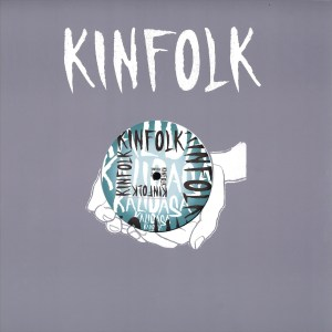 Kalidasa - The Mirage - KF011 - KINFOLK