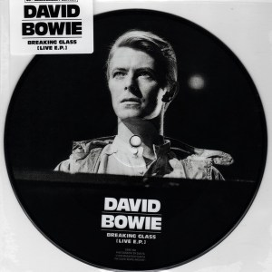 David Bowie - Breaking Glass - 0190295714215 - PARLOPHONE
