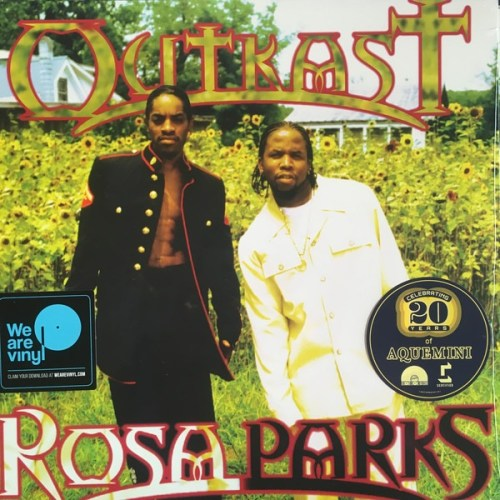 Outkast - Rosa Parks (Black Friday) - 0190758663319 - LAFACE RECORDS