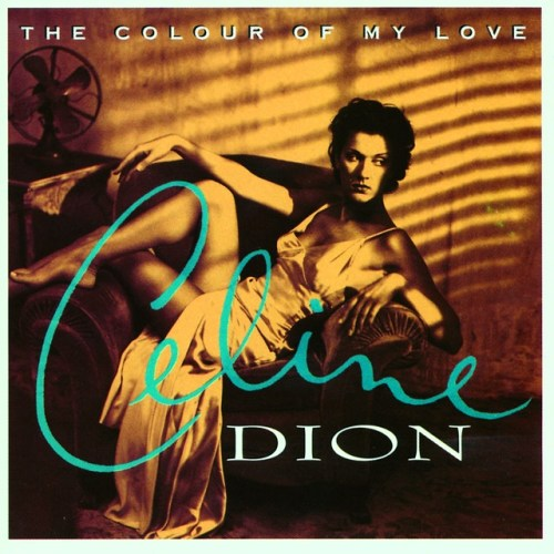 Celine Dion - Colour Of My Love - 0190758942018 - COLUMBIA