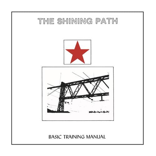 The Shining Path - Basic Training Manual - ANNA054 - ANNA LOGUE RECORDS
