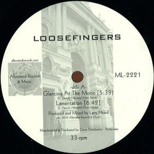 Larry Heard - Loosefingers EP 1 - ML2221 - ALLEVIATED RECORDS ?