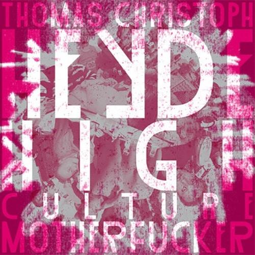 Thomas Christoph Heyde - High Culture Motherfucker (CD included) - PHANTOMNOISE014 - PHANTOMNOISE RECORDS