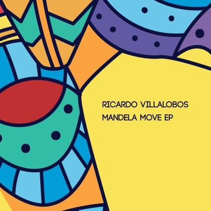 Ricardo Villalobos - Mandela Move - DESET02 - DESET