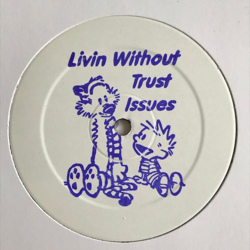 Percussive P/Coco Bryce - Livin Without Trust Issues - LUV03 - MYOR MASSIV