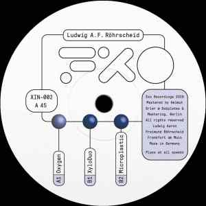 Ludwig A.F. Röehrscheid - XIN002 - XIN002 - EXO RECORDINGS INTERNATIONAL