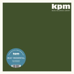 Alan Hawkshaw/Keith Mansfield - Beat Incidental (KPM Reissue Series) - BEWITH060LP - BE WITH RECORDS