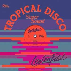 Leston Paul - Let's Party Tonight - CSR512 - CREE RECORDS