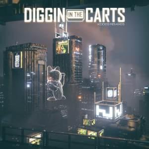 Various/Kode 9 - Diggin in the Carts Remixes - HYP014 - HYPERDUB