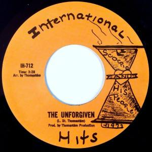 Scorpio & His People - The Unforgiven - IH-712 - INTERNATIONAL HITS