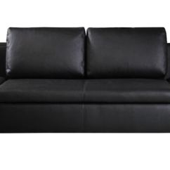 All Leather Sofa Bed Small Sleeper Dimensions Elsa Toronto Modern Furniture Store
