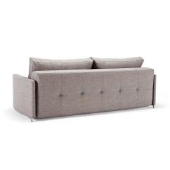 Crescent Sofa Leather Vine Brown D E Bed Bijan Interiors Toronto 39s