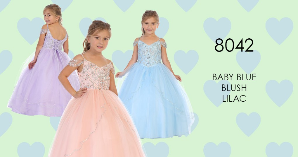 Bijan kids 8042 dresses wholesale