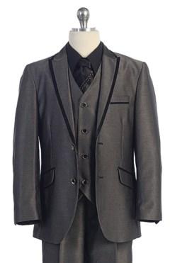 Husky style suit
