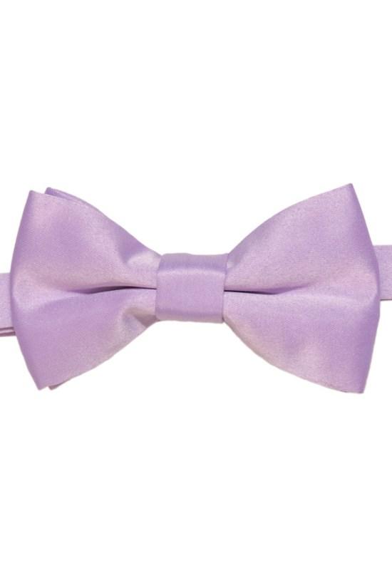 Wholesale bow-tie for boys lavender