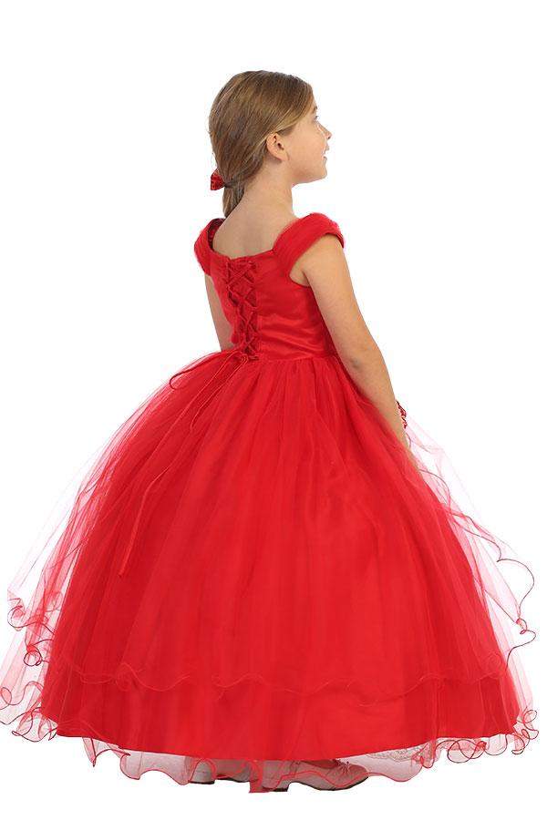 Wholesale girls economic ballgowns