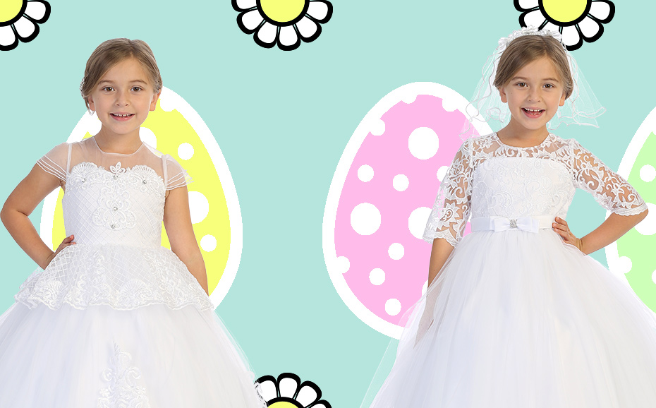 communion dresses and suits for wholesale