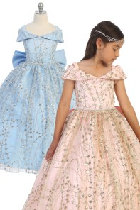 Wholesale girls special occasion dresses