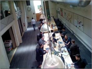 Twitter HQ, 2008