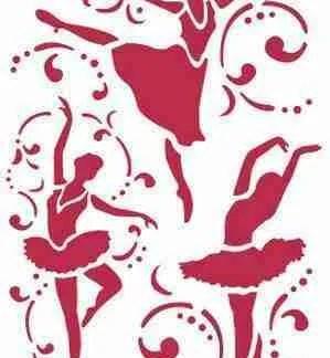 stencil ballet