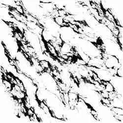IOD marmer stempel - Carrara marble