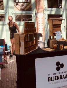 Queen B - bijenbaas imkers stellen zich voor - Bijenbaas beurs