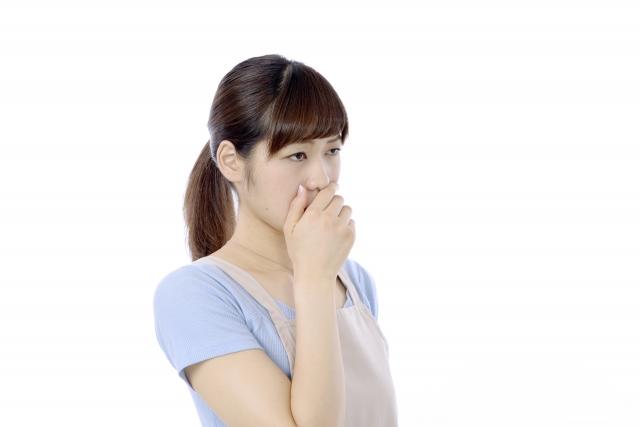 女性の加齢臭
