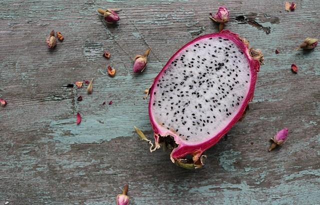 スーパーフルーツ「ピタヤ」の美肌効果とおすすめ食べ方