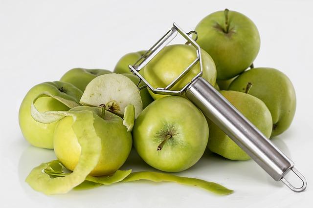 フルーツは皮ごと食べるのがおすすめ