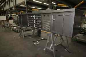 RVS maatwerk fabriek keukens