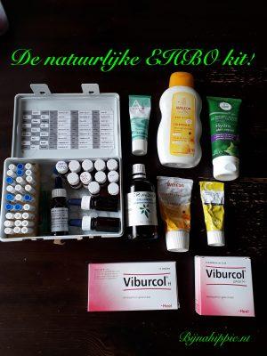 De natuurlijke EHBO kit