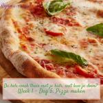 Dag 5: Pizza maken