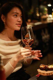 ロゼなのに味が濃くて赤ワインっぽい!