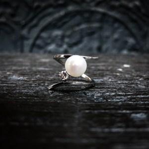 Ruban Perle Diamant