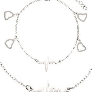 Bracelets acier, acier