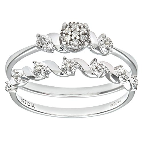 Ensemble-Bague-de-fianailles-et-alliance-Femme-Or-Blanc-3751000-9-Cts-25-Gr-Diamant-T-555-0