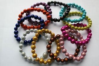 Bracelets perles magiques