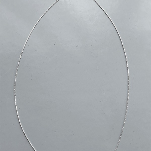 Chaîne cardano 0.85 mm argent 925