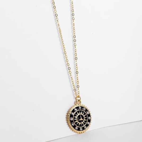 Collier Sauvage Crystal